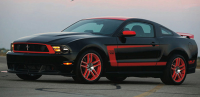 Ford Mustang Boss 302 HPE700 от Hennessey
