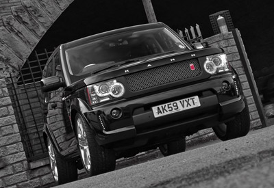 Land Rover Discovery Black Edition от Project Kahn