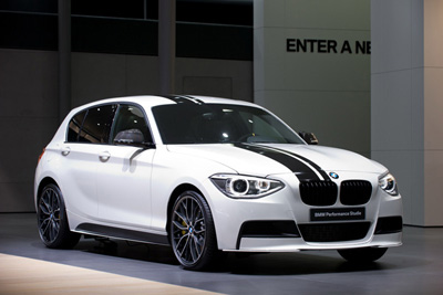 BMW 1-Series получит пакет Performance Package