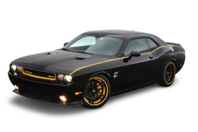 Dodge Challenger SRT8 392 Penske Racing Edition